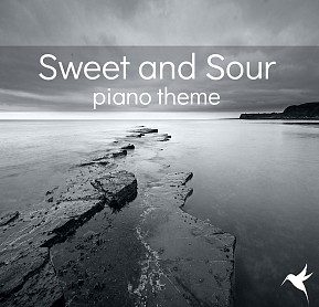 Sweet and Sour piano theme - Serge4Music