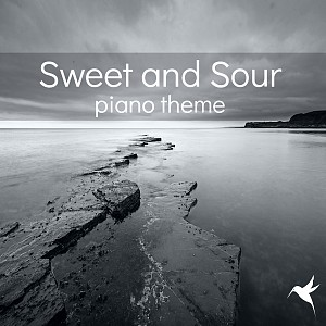 Sweet and Sour piano theme